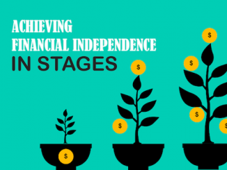 financial independence stages - Image