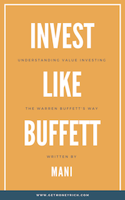 Ebook - How to invest like buffett