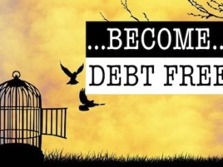 Become Debt Free - IMAGE