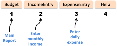 Expense Tracking - How it works