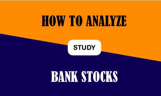 HOW TO ANALYZE BANK STOCKS - IMAGE