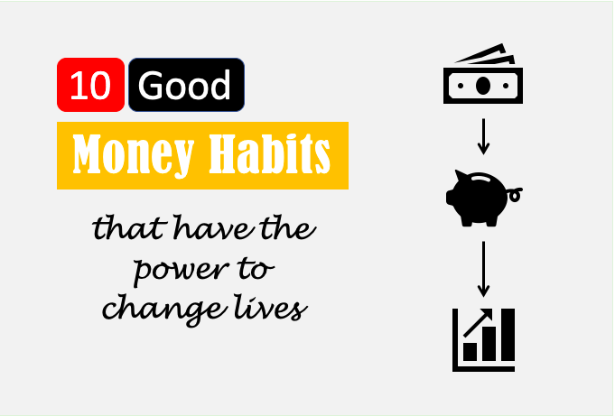 Good Money Habits - image